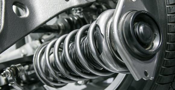 Audi Suspension System
