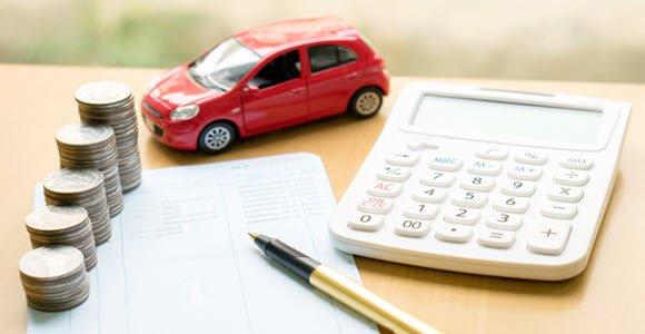 Car Value Calculation