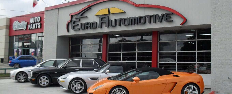 European Auto Repair, Service: Dallas, TX | Euro Automotive